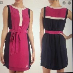 NWT 100% silk Tory Burch Angie dress size 2